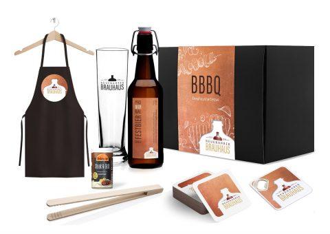 Set Brauhaus BBQ